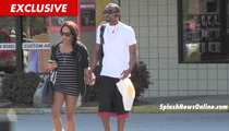 Whitney Houston's 'Adopted' Son -- Asked Point Blank about Bobbi Kristina Brown