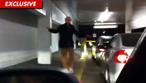 Larry David -- I'm Locked in a Parking Garage ... And I Can't Get Out!!! [VIDEO]