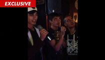 The Wanted -- Karaoke + Beer = Goo Goo Dolls