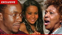 Whitney Houston's Family Tries to Block Bobby Brown from Singer's Fortune