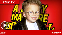 """""""Jerry Maguire"""" Kid Jonathan Lipnicki -- Big Fat '8-Pound' Lie EXPOSED"""