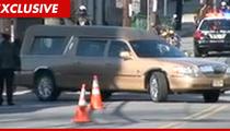 Whitney Houston Funeral -- Family Sells Footage to 'Benefit Bobbi Kristina'