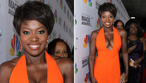 Viola Davis -- Takes Golden Globes to the NAACP Awards