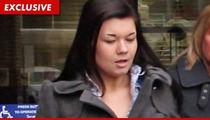 'Teen Mom' Amber Portwood -- To Be Released from Jail ... TODAY