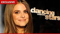 Maria Menounos -- Bringing Something Extra to 'Dancing With the Stars'