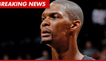 Chris Bosh & Baby Mama Ripped by Judge in Custody Case -- Stop Fighting Like Children!