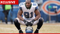 Seattle Seahawks Star Chris Clemons -- You May Now Divorce the Bride ... for $500,000