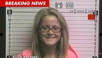 'Teen Mom' Jenelle Evans Arrested AGAIN ... for Stalking