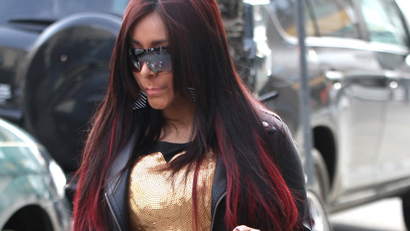 Nude Photos of Snooki Leaked Online