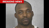 Michael Vick's Brother Marcus -- Angry Mug Shot in New Arrest