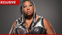 WWE Star Kia Stevens -- My Baby Didn't Survive the Birth