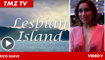 Korrina Rico -- Hypothetical Journey to Lesbian Island