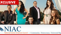 Iranian Org. -- 'Shahs of Sunset' Could Be GREAT for Persians