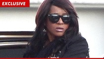 Whitney Houston's Daughter Bobbi Kristina -- I Don't Want My Dad's Name