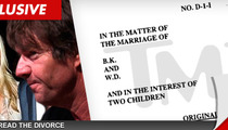 Dennis Quaid Divorce Documents -- Signs of Nastiness