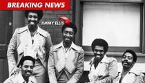 Jimmy Ellis Dead -- 'Disco Inferno' Singer Dies at 74