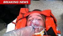 Patrick Schwarzenegger -- Injured in Ski Accident
