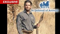 Trump's Sons RIPPED By Animal Org. -- You're 'PITIFUL' for Mutilating Elephant