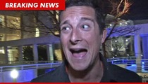 'Man vs. Wild' Star Bear Grylls -- FIRED By Discovery Channel