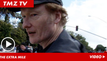 Conan O'Brien -- A Run-In With Irish History