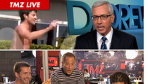 TMZ Live: 'Kony 2012' Director Jason Russell -- Naked Meltdown More Than 'Dehydration'
