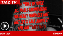 Beyonce's Slim Body -- Exactly What Conspiracy Theorists Ordered