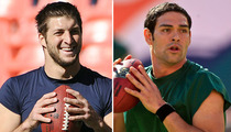 Tim Tebow vs. Mark Sanchez: Who'd You Rather?