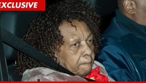 Whitney Houston's Mother Cissy -- Cocaine Relapse from Comeback Anxiety