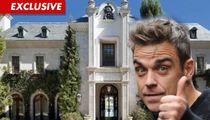 Robbie Williams -- I'm Interested in Michael Jackson's Death House