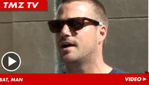 Chris O'Donnell -- Big Problems With Little League Baseball