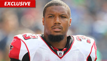 NFL Star Michael Turner to Baby Mama -- Keep Our Kid Off Reality TV ... UNLESS