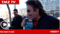 Al Pacino -- How (Not) to Make an Impression On a Legend