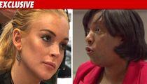 Lindsay Lohan: I'm the Victim of a Witch Hunt