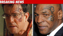 'Hangover' Face Tattoo to Be Un-Tyson'd for DVD