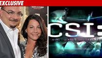 CSI Creator to Wife: I Want Our Kids, Too!