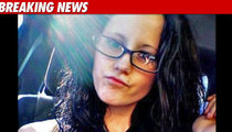 'Teen Mom' -- Rushed to Hospital for Ovarian Cyst