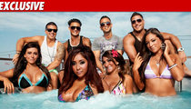 'Jersey Shore' Cast Defers to Italian President