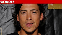 Andrew Keegan -- Stitched Up After Street Attack