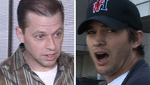 """Jon Cryer -- """"Jazzed"""" About Future of """"Men"""""""