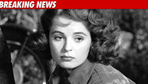 'Wild One' Actress Mary Murphy -- Dead at 80