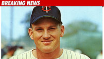 MLB Legend Harmon Killebrew -- Dead at 74