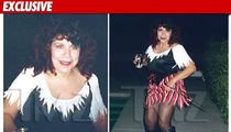 Arnold's Baby Mama -- One Naughty Little Pirate