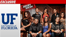 University THREATENS Students Over 'Jersey Shore'