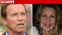 Arnold's Baby Mama -- MANEATER!