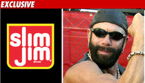Slim Jim -- Macho Man Snapped Into Our Hearts