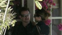 Maria Shriver & Bono -- Positive Vibes