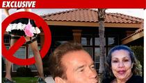 Arnold and Maria's Ex-Nanny: 'He Never Touched ME!'