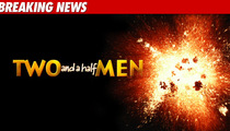 Man Busted for 'Two and a Half Men' Bomb Threat