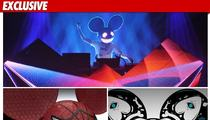 Deadmau5 -- So Many Heads to Choose From!!!