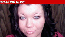 Amber Portwood Hospitalized, Alleged Suicide Attempt